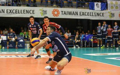 Taiwan Excellence Latina vs Azimut Modena (12/11/201)