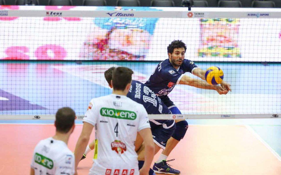 Padova s'impone al tiebreak su Latina