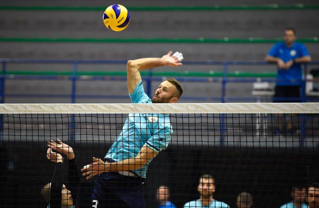 La Top Volley Latina vince 3-1 il test match con Spoleto, in evidenza Parodi, Ngapeth e Gavenda. E' arrivato l'opposto sloveno Toncek Stern