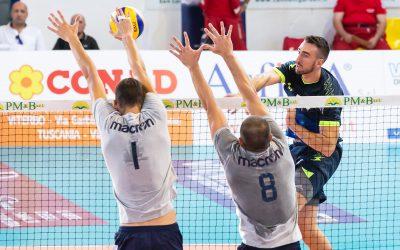 La Top Volley Latina inciampa nella prima uscita al torneo di Viterbo: con Ravenna finisce 0-3