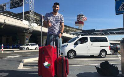 Palacios è arrivato a Latina, dopo le visite sarà a disposizione di Tubertini