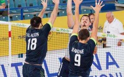 La Top Volley Latina vince la sfida con il Tuscania al Torneo di Viterbo