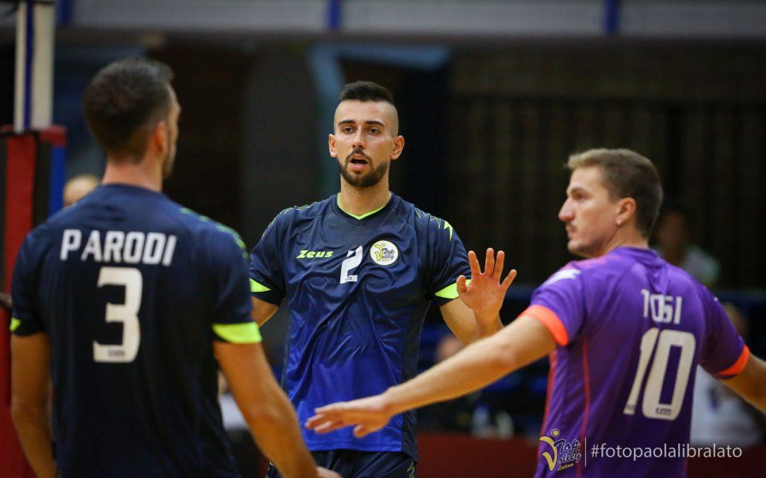La Top Volley Latina impegnata a Viterbo nel quadrangolare con Lube, Ravenna e i padroni di casa del Tuscania