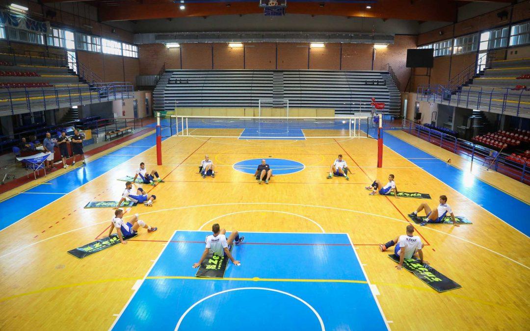 Comunicato stampa – Precisazione della Top Volley Latina riguardo l'impianto di gioco