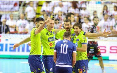 La Top Volley Latina si prepara per la sfida contro Monza (a Napoli) e Gitto analizza il momento dei pontini