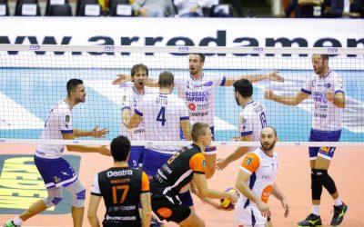 Comunicato stampa, la Top Volley Latina vince con l'Emma Villas Siena (3-1) e strappa la seconda vittoria consecutiva