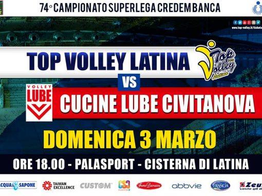 Top volley latina insieme siamo pi forti - Cucine lube civitanova ...