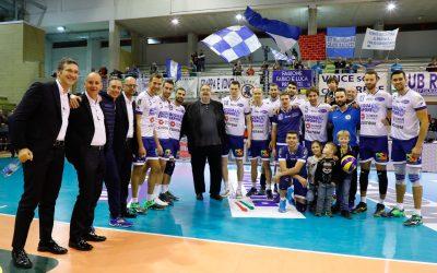 Comunicato stampa, la Top Volley Latina combatte per due ore e impone a Vibo la sua terza vittoria stagionale