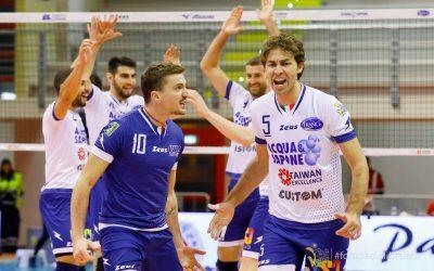 """Comunicato stampa, la Top Volley Latina domani a Ravenna in cerca di punti salvezza. Sottile: """"Se togliamo Modena, loro in casa hanno vinto sempre"""""""