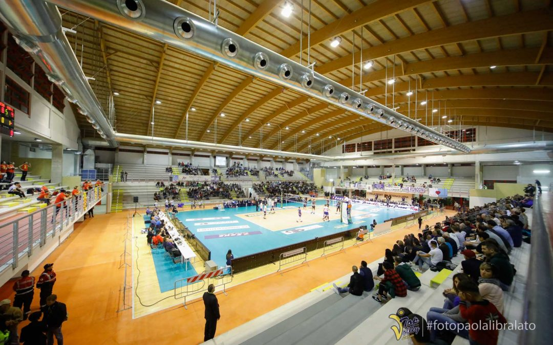 Comunicato stampa, la Top Volley Latina si prepara per la sfida di domani alle 18 con il Bcc Castellana Grotte: il match, come da programma, si giocherà a Cisterna di Latina