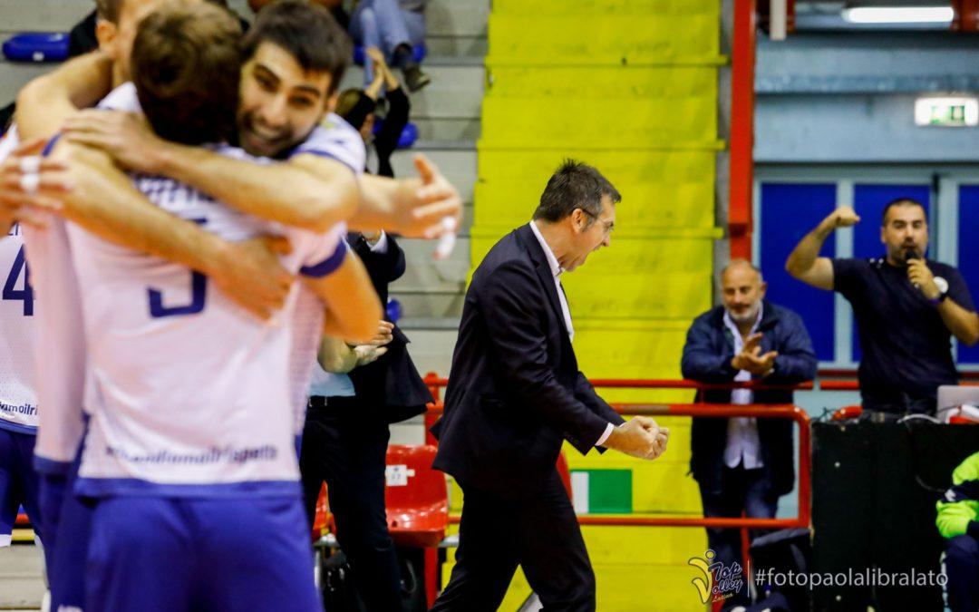 """Comunicato stampa, coach Tubertini dopo le due vittorie consecutive: """"Per come sta andando questo campionato, la salvezza si potrebbe decidere addirittura con la differenza set"""". Palacios: """"Qui sono felice"""""""