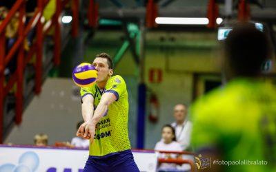 Comunicato stampa, continua il ciclo di fuoco della Top Volley: dopo Modena ecco la sfida infrasettimanale a Trento
