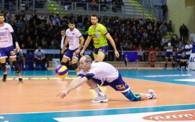 Comunicato stampa, la Top Volley Latina ingaggia lo sloveno Ziga Stern, schiacciatore di 24 anni