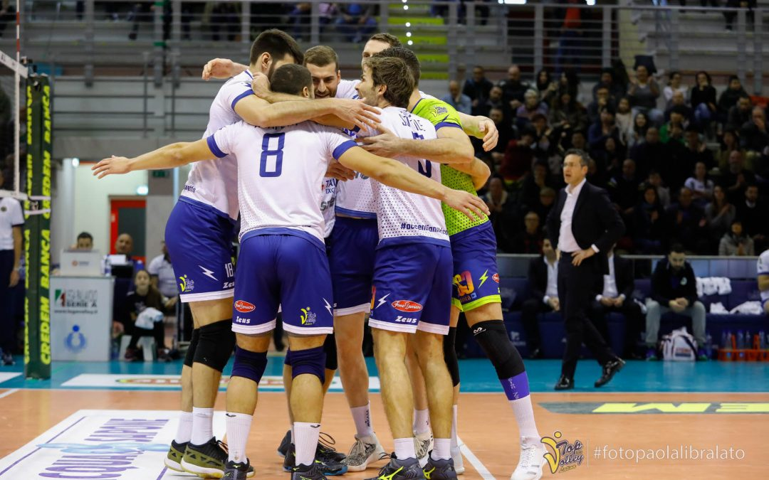 Comunicato stampa, la Top Volley Latina riceve Padova: domani alle 18 sarà anche la prima diretta Rai per il nuovo palazzetto dello sport di Cisterna di Latina