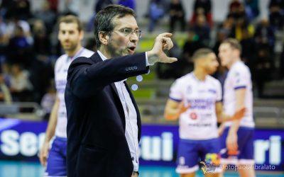 """Comunicato stampa, la Top Volley Latina verso la sfida con Sora. Tubertini: """"Affrontiamo una nostra diretta concorrente che sta facendo bene"""""""