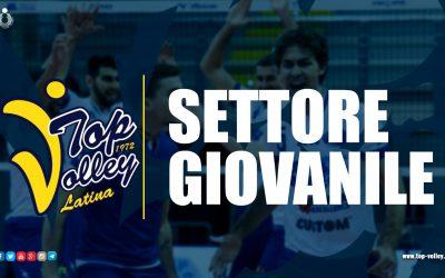 Settore giovanile (serie C) la Top Volley Latina vince 3-0 a Roma contro la Ascor