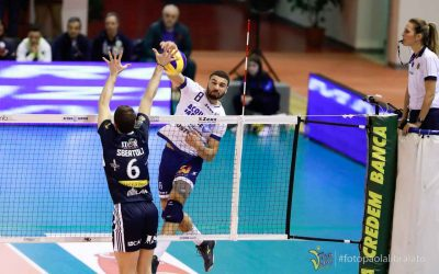 Top Volley Latina vs Revivre Axopower Milano (6/12/2019)