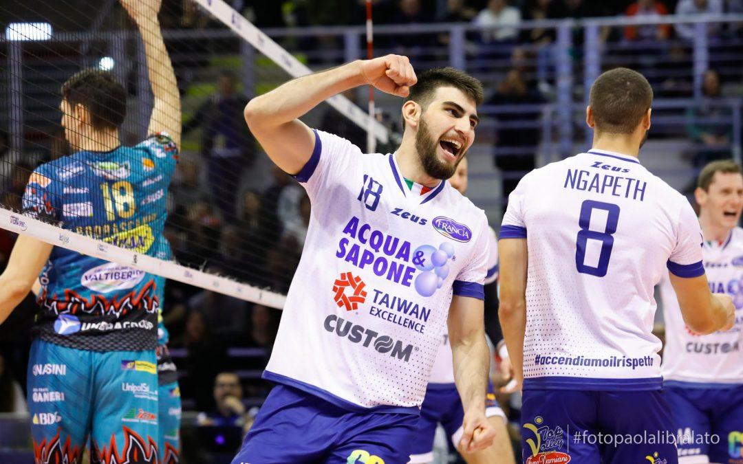 Comunicato stampa, la Top Volley Latina domani nella tana del Modena, i precedenti sono a favore della squadra di Velasco ma Latina cerca punti salvezza
