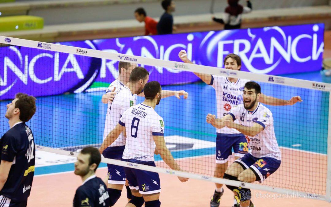 """Comunicato stampa, la Top Volley Latina domani in trasferta a Siena. Tubertini: """"Siena ha l'obbligo di vincere, noi cerchiamo punti salvezza"""""""