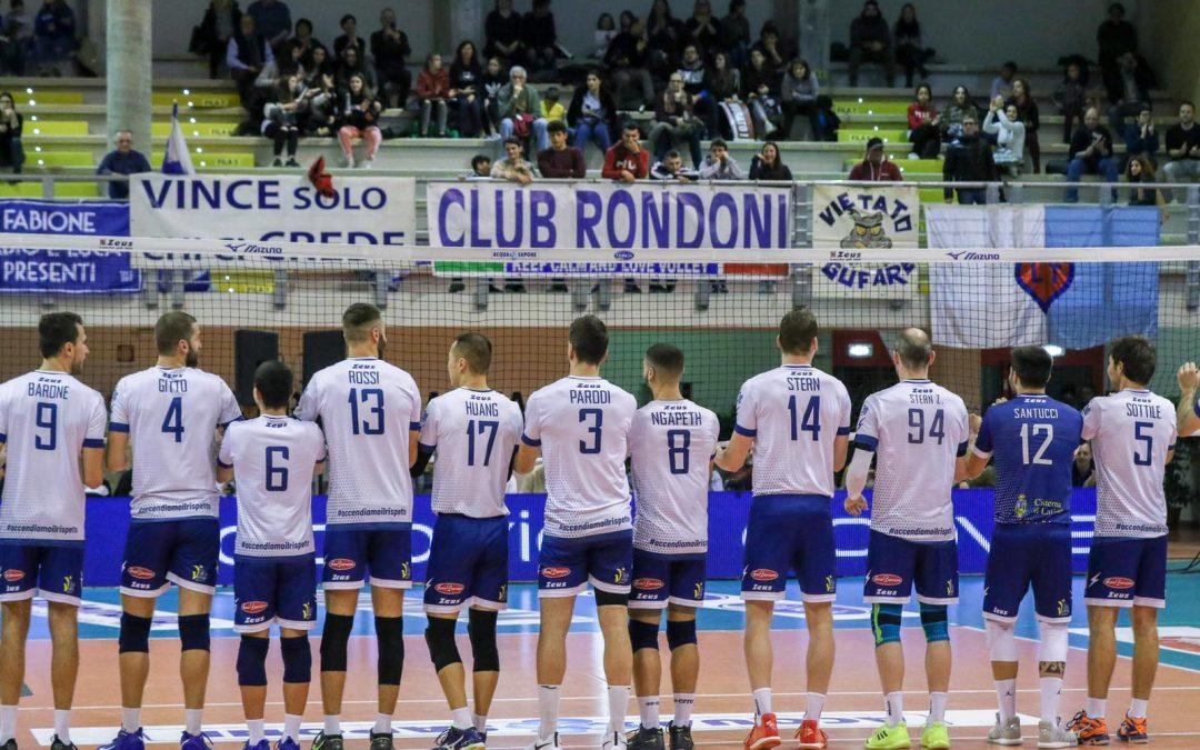 Comunicato stampa: Top Volley Latina e AbbVie: #accendiamoilrispetto a Lamezia Terme
