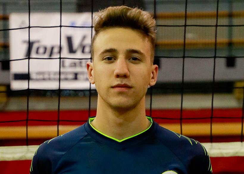 Settore giovanile (serie C) – La Top Volley Latina travolge il Volley Life Viterbo nel recupero e si allontana dalla zona calda della classifica