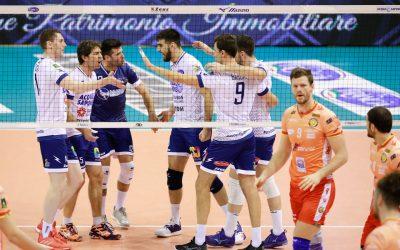 """La Top Volley Latina cede solo al tie-break con Ravenna e Rychlicki autore di 34 punti. Tubertini: """"Peccato per il risultato finale anche se dobbiamo continuare a guardare le cose buone di questo match"""""""