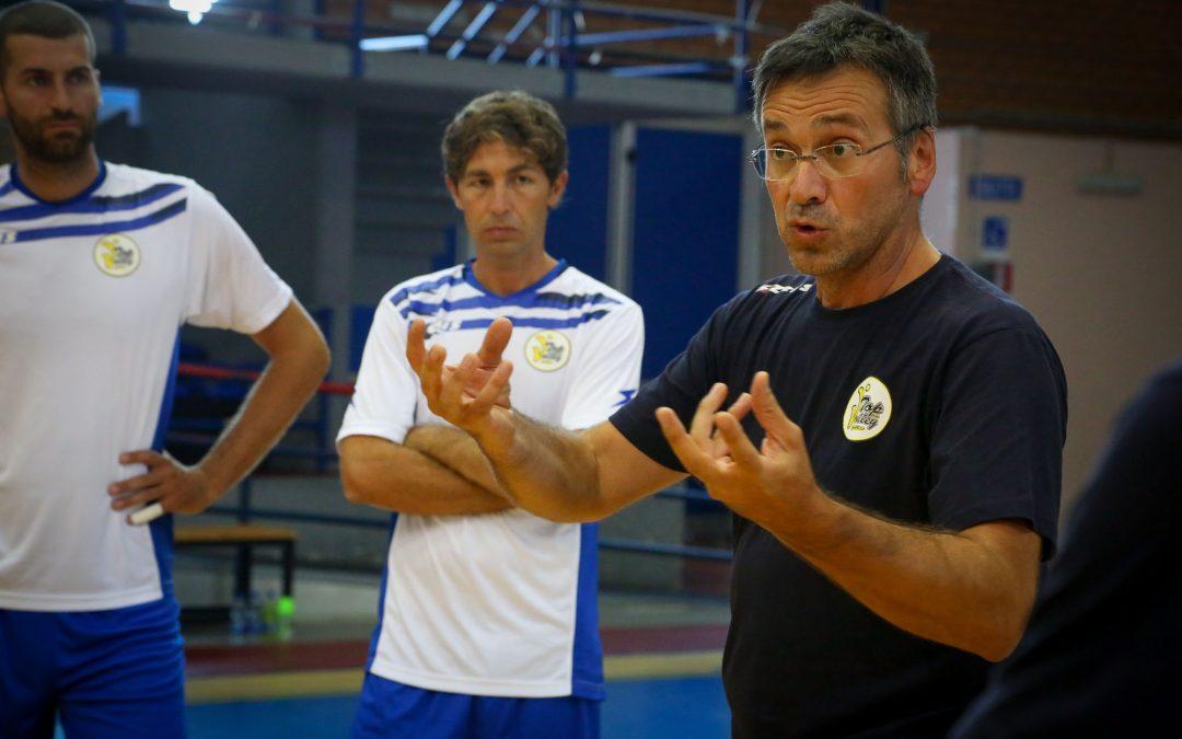 """Ultimo giorno di riposo per la Top Volley Latina. Tubertini tuona: """"Salvezza? Ci sono 18 punti in palio e c'à ancora molto da lavorare, poi domenica arriva Ravenna…"""""""