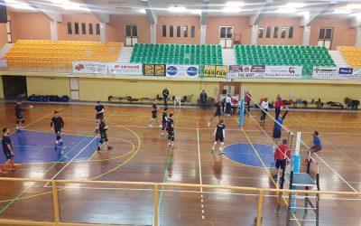 Settore giovanile, serie C maschile, la Top Volley Latina torna con un punto dalla trasferta di Gaeta