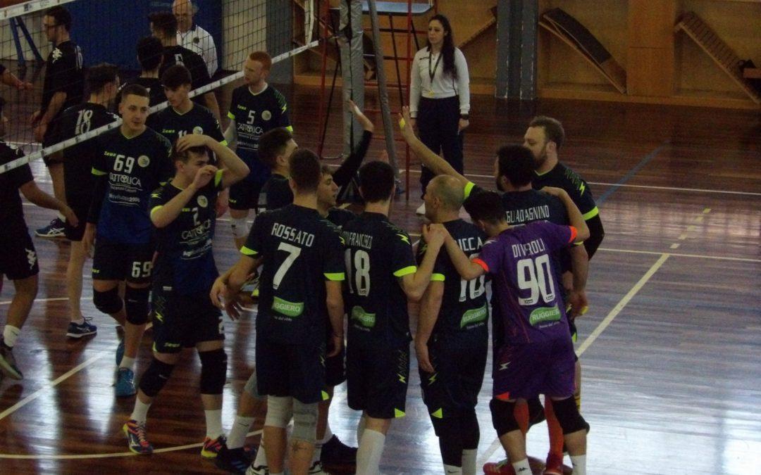 Settore giovanile, serie C – Ancora un successo per la Top Volley Latina, superato l'Ascor in tre set