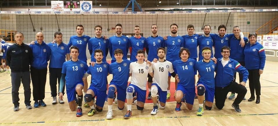La Top Volley Latina che partecipa al campionato di serie C venerdì prossimo (alle 18) giocherà con la Nazionale Italiana Sordi