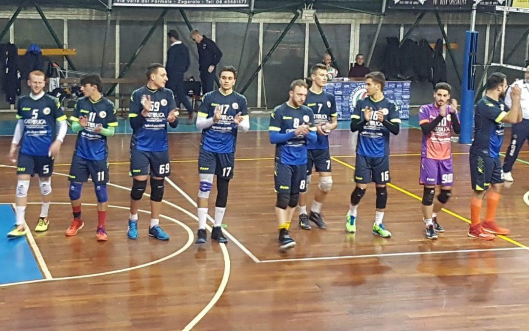 Settore giovanile (serie C) la Top Volley Latina perde a Roma e (a due dalla fine) resta con un vantaggio di sei punti dalla zona arancione