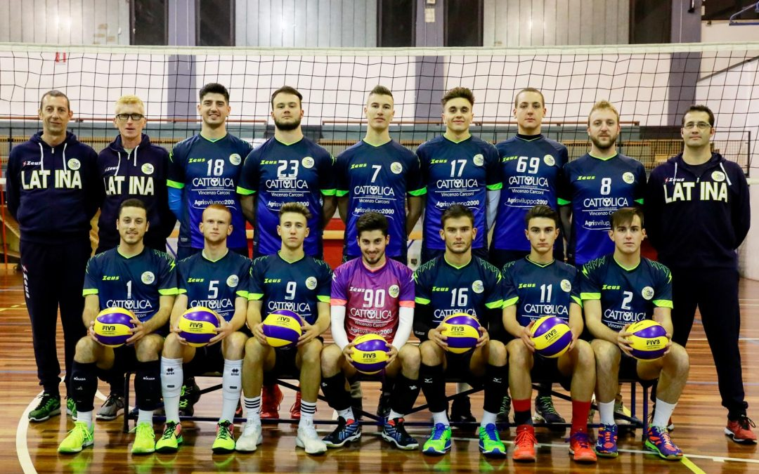 Settore giovanile (serie C) La Top Volley Latina chiude il campionato di serie C: obiettivo centrato in anticipo