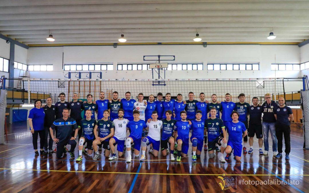 (settore giovanile) – La Top Volley Latina che partecipa al campionato di serie C ha affrontato la Nazionale Italiana Sordi