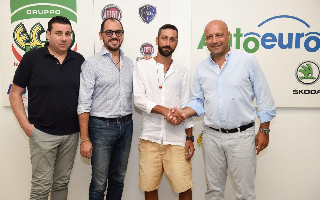 """La Top Volley presenta Mimmo Cavaccini: """"Sono motivato, mi piace lavorare molto e scendo in campo per vincere anche la partita di allenamento"""""""