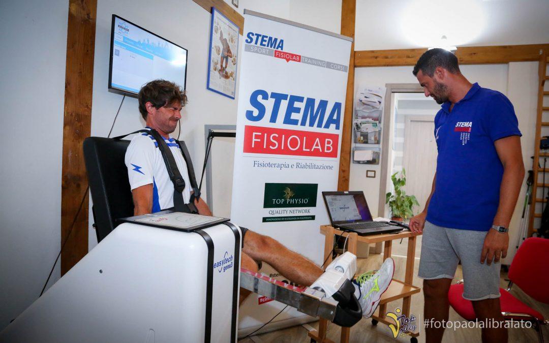 Domani alle 9 visite mediche di valutazione e nel pomeriggio la prima seduta di tecnica al palazzetto di Cisterna di Latina