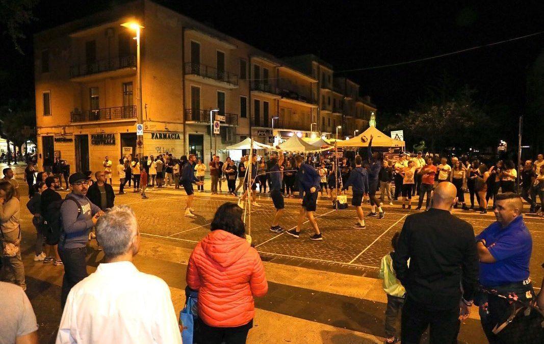 La Top Volley a Cisterna per la Notte Bianca, domani sera open day del settore giovanile e allenamento congiunto: ecco i dettagli