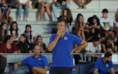 """Test match, successo Top Volley. Tubertini: """"Mi è piaciuto il ritmo di gioco e sono molto soddisfatto anche dei giovani"""""""