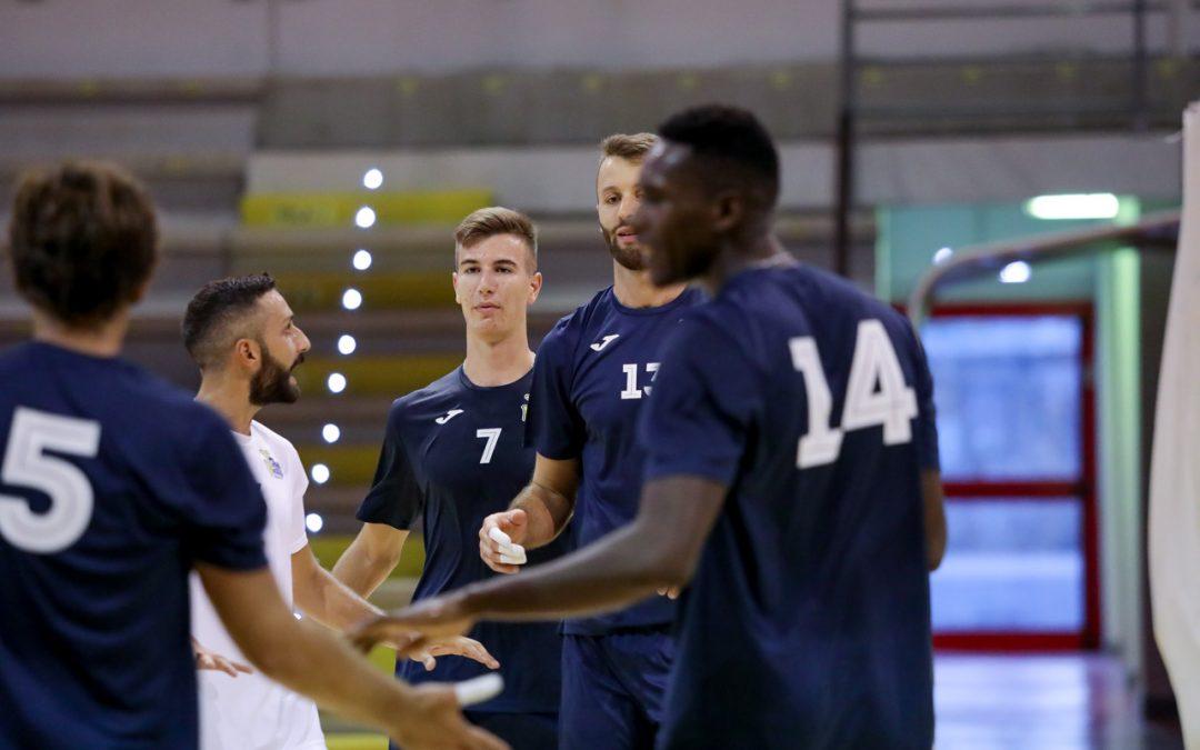 La Top Volley lunedì (ore 20) in campo a Cisterna con Roma Volley Club di A3
