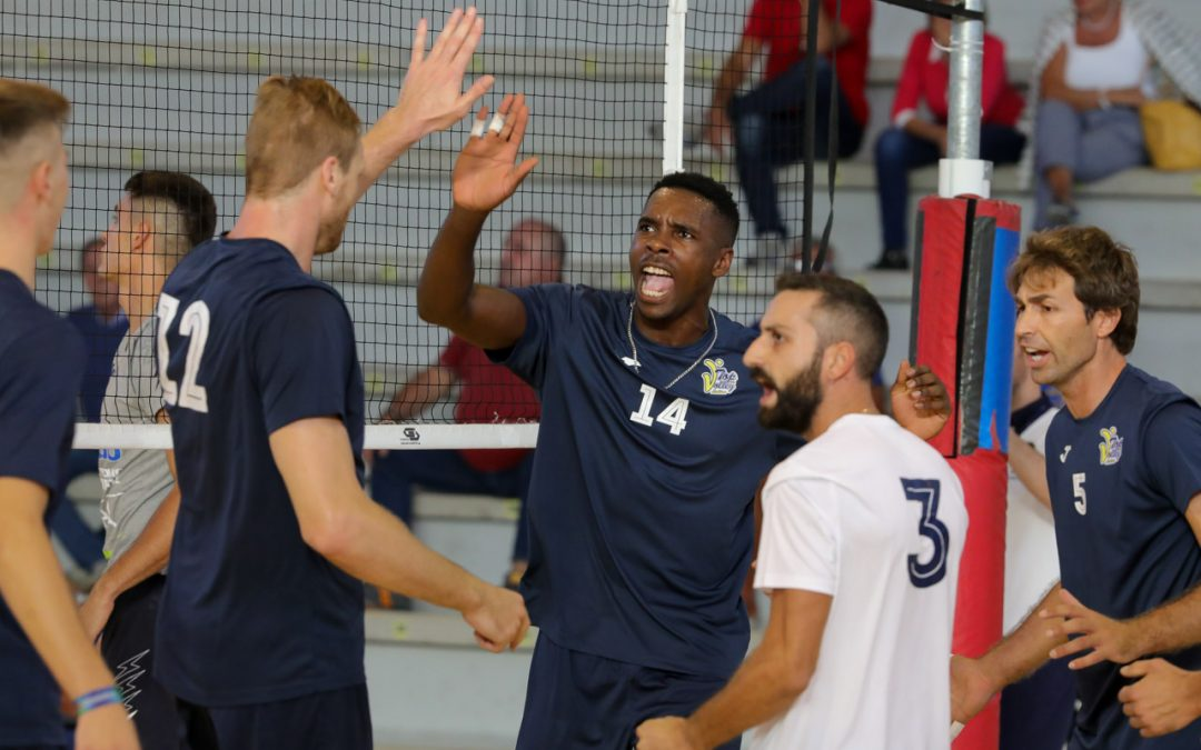 """La Top Volley in allenamento congiunto con Sora (1-3) senza i cinque Nazionali. Tubertini: """"Complessivamente sono soddisfatto della prestazione"""""""