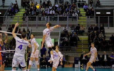 Per la Top Volley un'altra domenica di fuoco al palazzetto dello sport di Cisterna di Latina: alle 18 arriva Ravenna