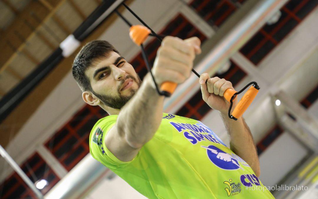 La Top Volley a Padova per l'anticipo di domani (sabato) alle 18 in diretta Rai