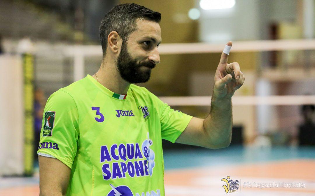 """La Top Volley anticipa a sabato (in diretta Rai) la sfida con Padova. Cavaccini avverte: """"Hanno un roster di alto livello, puntano ai play-off"""""""