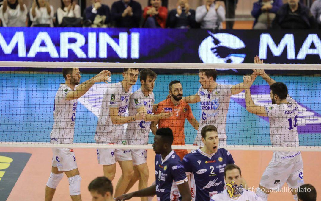 """Domani sera (20:30) la Top Volley riceve Trento. Palacios: """"Abbiamo gli elementi per fare una bella partita"""""""