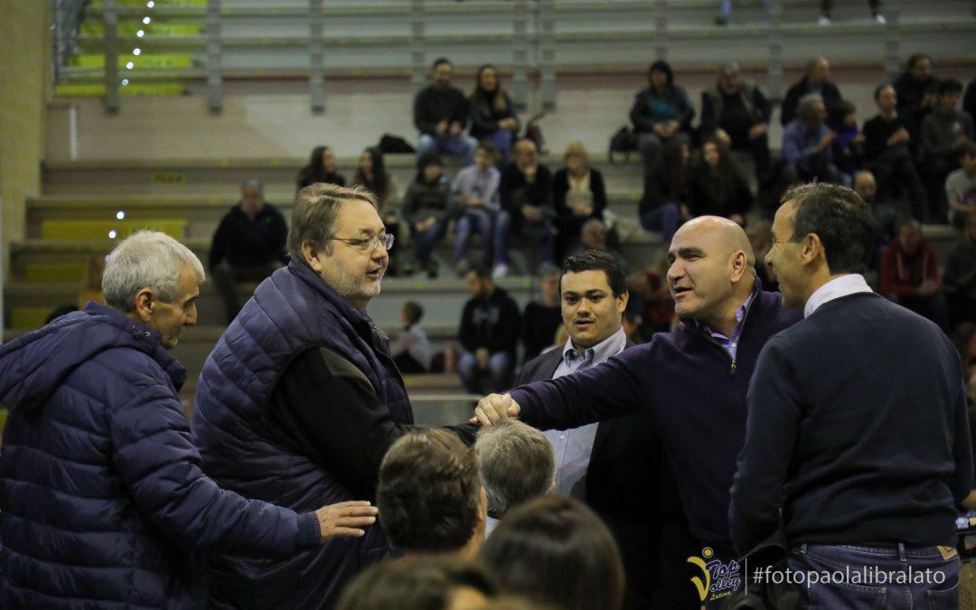 """Il presidente onorario della Top Volley Massimiliano Marini: """"Nella pallavolo c'è confronto ma anche il giusto rispetto. Per crescere? Bisogna continuare a lavorare"""""""