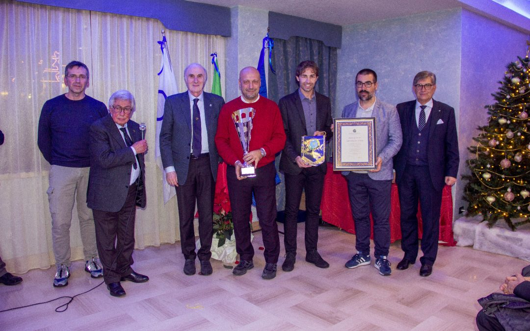 Il Panathlon Club di Latina ha conferito alla Top Volley il premio Fair Play 2019