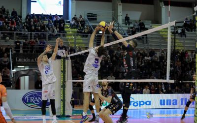 Top Volley Cisterna vs Cucina Lube Civitanova (19/01/20)