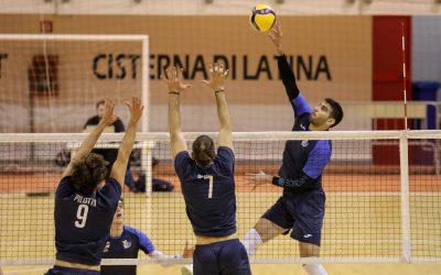 La Top Volley Cisterna in allenamento congiunto con il Sabaudia (4-0). Parte sui social la scelta del coach del decennio