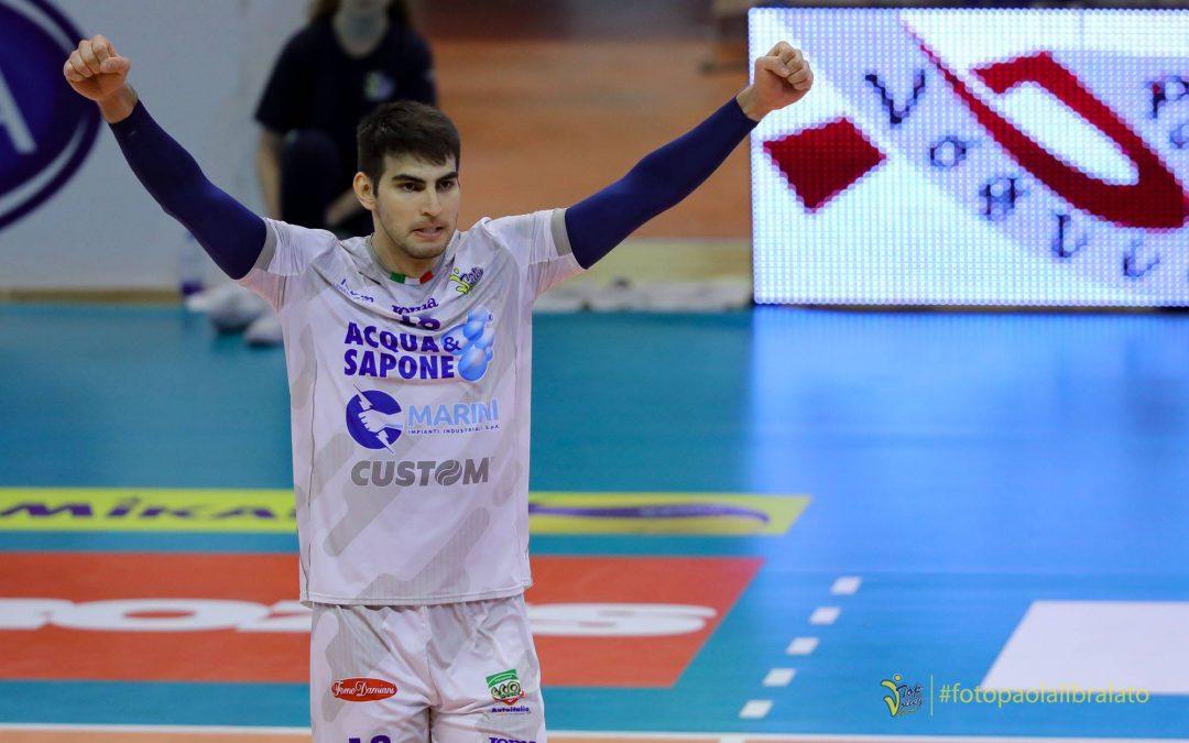 La Top Volley Cisterna aspetta Modena. L'attesa nelle parole di Tubertini e Palacios