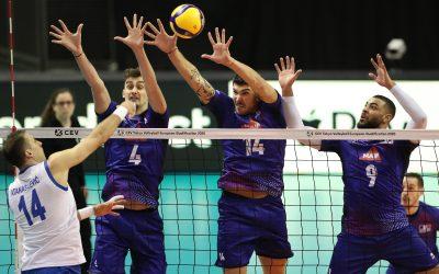 Top Volley Cisterna a lavoro senza i Nazionali. Patry protagonista con la Francia, in campo anche Karlitzek e Van Garderen, a seguire Szwarc
