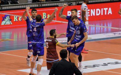 La Top Volley Cisterna cede a Ravenna. Sottile: «Non basta giocare bene uno o due set». Domenica derby casalingo con Sora